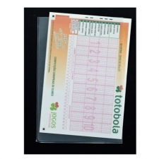 Coupon holder A6